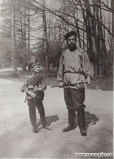 Nicholas & Alexei