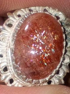 サンストーンリング・sunstone ring
