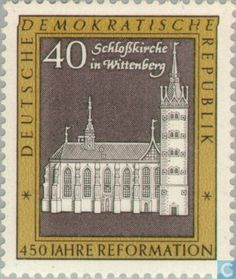 1967 GDR - Martin Luther
