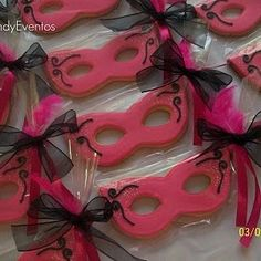 I turned 15 last month, and I'm going to have a masquerade ball themed Quinceanera in August. I still have plenty of time, but I want my colors to be pink and silver with some gold or black. If you guys have any suggestions of decorations please let me know. Please and thank you.