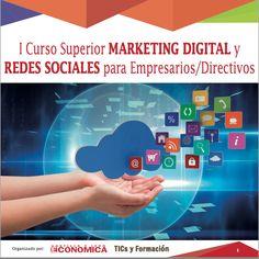 I Curso Marketing Digital y Redes Sociales para Empresarios y Directivos