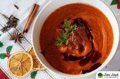 Vánoční dýňová polévka Thai Red Curry, Detox, Vegan, Ethnic Recipes, Food, Essen, Meals, Vegans, Yemek
