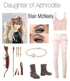 Designer Clothes, Shoes & Bags for Women Bow Arrows, Aphrodite, David Yurman, Balmain, Oc, Daughter, Cabin, Fashion Outfits, Polyvore