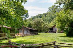 Big South Fork Cabins - Bing images