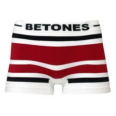 BETONES(ビトーンズ)/AKER2-Black/Borduex