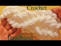 Bufanda chalina en punto espigas de trigo en relieve tejido a crochet tallermanualperu - YouTube