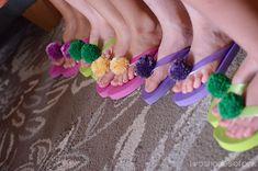 Tinkerbell Party   DIY Ideas do as a craft idea je