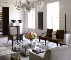 Salon en tons gris et noirs   Vues d'espace   Westwing Home & Living Magazine