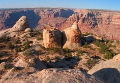Utah wilderness | Click on the image above to view a gallery of the Glen Canyon Region.
