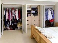Image result for eaves storage wardrobe