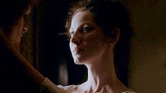 """Hello darkness,my old friend — """"I can bear pain myself, but… I couldna bear. Claire Fraser, Jamie And Claire, Jamie Fraser, Outlander Gifs, Serie Outlander, Diana Gabaldon, Poetic Words, Sam Heughan, New Shows"""