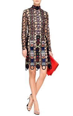 Pincop Lace Dress by Mary Katrantzou - Moda Operandi $14,305 OMG. O.M.G.