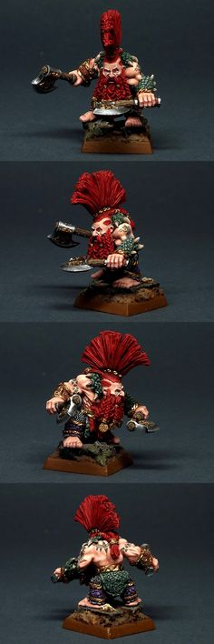 Dwarf Slayer (Forge World)