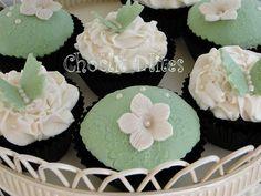 Wedding cupcakes Fall Wedding, Dream Wedding, Wedding Ideas, Cupcake Ideas, Wedding Cupcakes, Bees, Butterfly, Weddings, Wedding Dresses
