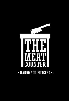 The Meat Counter is a gourmet burger restaurant that believes people want a good burger and a cold beer full stop. The idea to just 'cut the fat' and serve a very simple yet elegant product that is versatile to be able to sit 'in' or take 'out' and eat Burger Restaurant, Restaurant Branding, Restaurant Design, Handmade Burger, Shop Name Ideas, Meat Store, Meat Delivery, Gourmet Burgers, Fast Food Chains