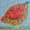 chicken mosaic kit