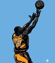 Kobe Bryant 'Black Mamba Year' Art