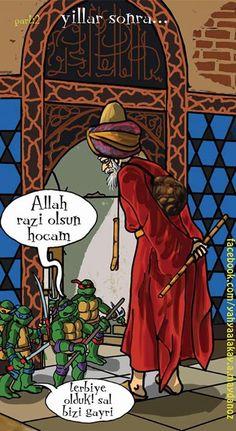Kaplumbağa terbiyecisi - 2