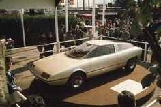 Back to the Future: Citroën GS Camargue Citroen Concept, Concept Cars, Back To The Future, Barn Finds, Car Ins, Retro Vintage, Automobile, Vehicles, Pictures