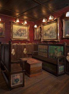 The Lucky Clover Irish Pub | Yelp.... #TheBasementBarcadeDecor