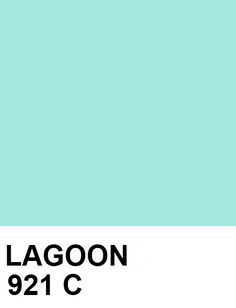 Pantone 921 C Lagoon Colour Schemes, Color Combos, Color Patterns, Pantone Colour Palettes, Pantone Color, Pantone Blue, Pantone Swatches, Color Swatches, Pantone Verde