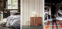 Cuadros escoceses para decorar tu hogar - http://www.decoora.com/cuadros-escoceses-para-decorar-tu-hogar.html