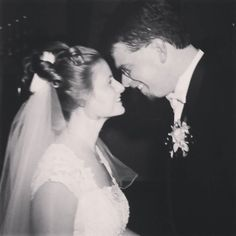 Happy Porcelain Anniversary to the apple of my eye the bee in my bonnett my one true love. We've come a long way baby. And we've only just begun.
