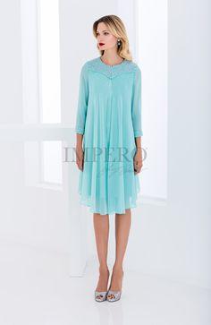 0708d3e6391e DA 20  abiti  dress  wedding  matrimonio  cerimonia  party  event  damigelle   azzurro  lightblue