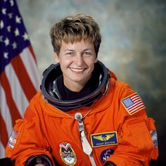 Peggy Whitson - 38th Woman In Space