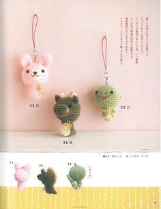 Amigurumi lucky cats animal toy crochet ebook by Craftebook, $5,00