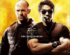 The Expendables - film review