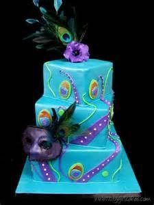 mardi gras cakes - Bing Images