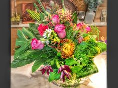 Tropical design for a special customer. Tropical Design, Floral Design, Plants, Floral Patterns, Plant, Planets