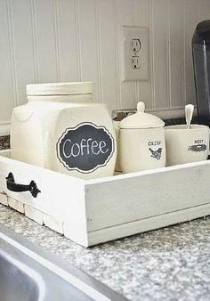 DIY Rustic Wood Tray | My Home Decor Guide