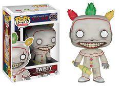 Twisty the Clown - Coming Soon: American Horror Story Freak Show - FUNKO Pops