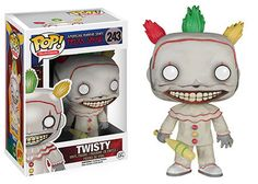 Twisty the Clown - Coming Soon: American Horror Story Freak Show - FUNKO Pops