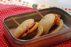 Receitas de hambúrguer (de carne, vegetariano e de casca de banana!) para comer desde bebê!