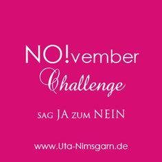 kostenfreie Challenge! Infos und Anmeldung www.uta-nimsgarn.de