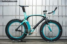 StringBike no chain!! Cycling