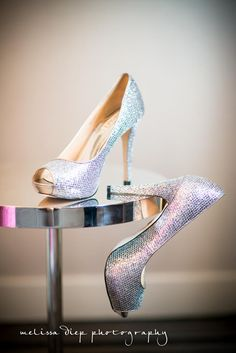 #wedding #shoes #details  Chicago O'hare InterContinental Hotel Weddings