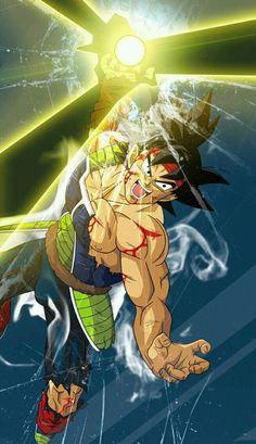 Bardok Dragon Ball Z #DragonBall #DragonBallZ