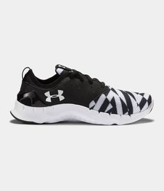 black under armour running shoes