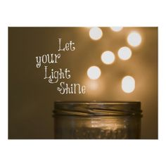 Let your Light Shine Bible Verse Christian Quote Posters  #faith #inspirational