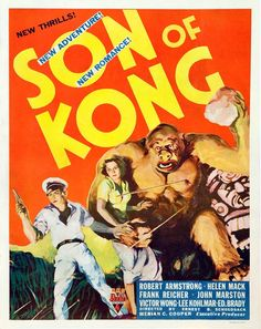 Son of Kong Movie Poster