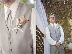I made his boutonniere!!!    amanda doublin. julian & ramona wedding photographer. (san diego) - michelle + justin   married. (red horse barn wedding, huntington beach)