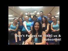 Let it Whip - song by Dazz Band - Zumba by Danielle's Habibis