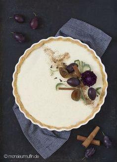 Plums-vanilla, tart vanilla tart plum, tart plum, tart plumtarte with vanilla cream recipe plum plum recipe cake Monsieur muffin Vanilla Tart Recipes, Plum Recipes, Cream Recipes, Sweet Recipes, Cake Recipes, Dessert Recipes, Cake & Co, Pie Cake, Mini Oreo Cheesecake