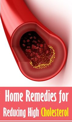 9 Home Remedies for Cholesterol..