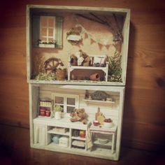 #miniture#miniature#teddybear#garden#kitchen#ミニチュア#テディベア#キッチン#ガーデン#テトテ 初めてテトテっていうネットショップに出品してみましたo(^-^)o いっぱいの人が見てくれたらうれしいな♪