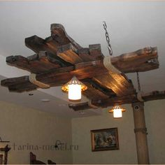 18 Super Ideas For Rustic Wood Headboard With Lights Chandeliers Rustic Wood Headboard, Wood Table Rustic, Rustic Wood Furniture, Rustic Wood Walls, Furniture Ideas, Wooden Chandelier, Wood Lamps, Wood Floor Pattern, Headboard With Lights